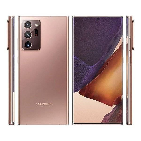 تصميم Samsung Note 20 Ultra 5G