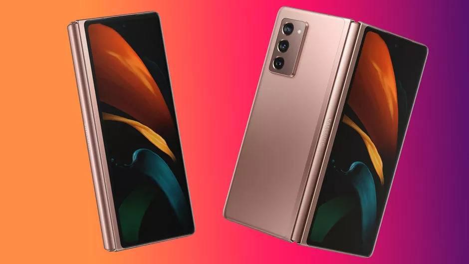 سامسونج زد فولد 2 5 جي - Samsung Z Fold 2 5G