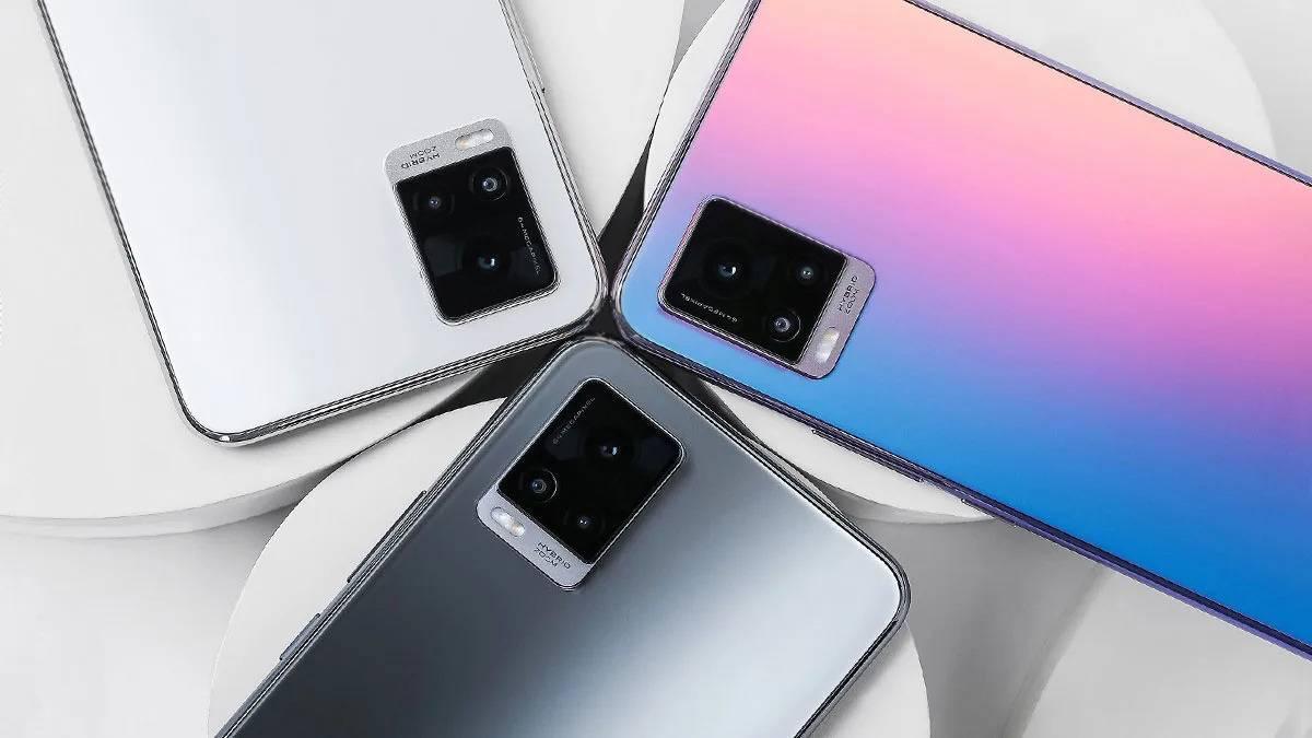 ألوان Vivo S7 5G