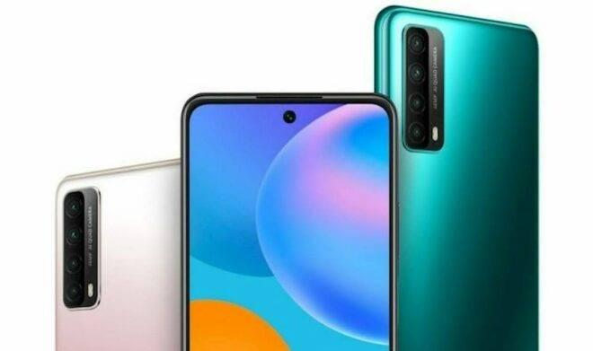 كاميرات Huawei P Smart 2021