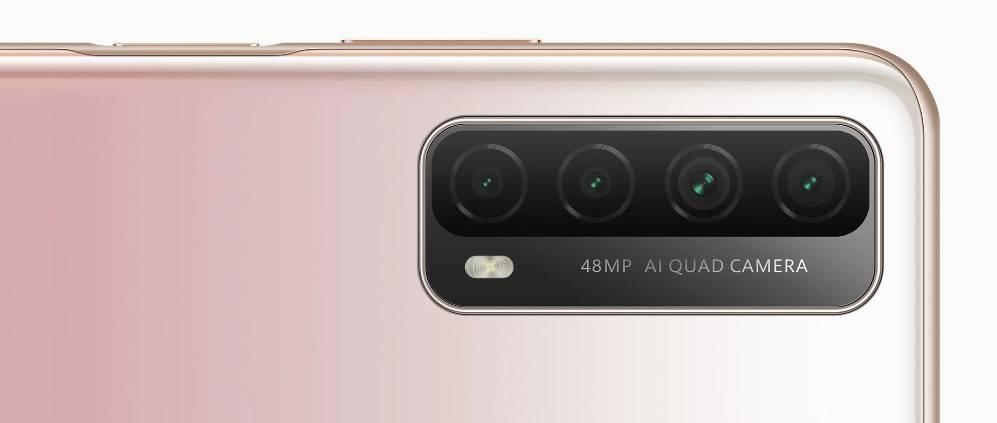 كاميرات Huawei P Smart 2021 الخلفية