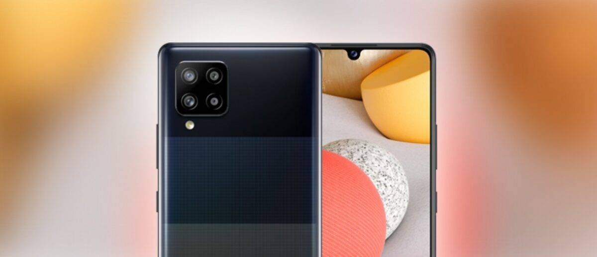 كاميرات Samsung Galaxy A42 5G
