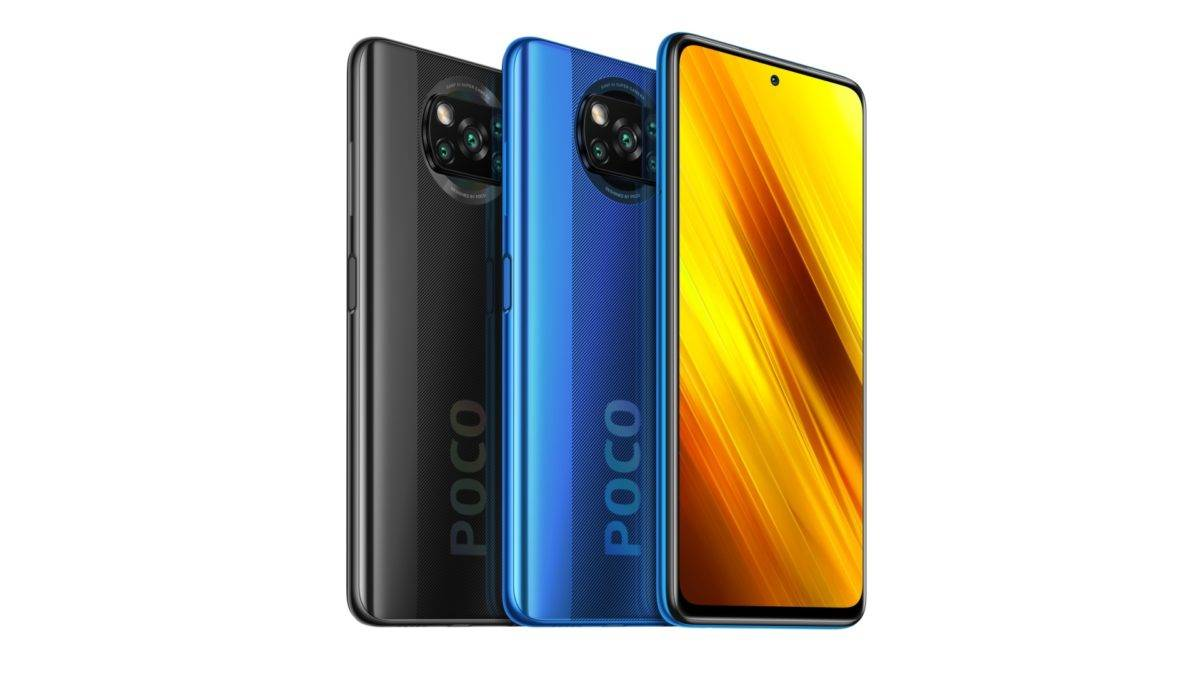 شاومي بوكو اكس 3 ان اف سي - Xiaomi Poco X3 NFC