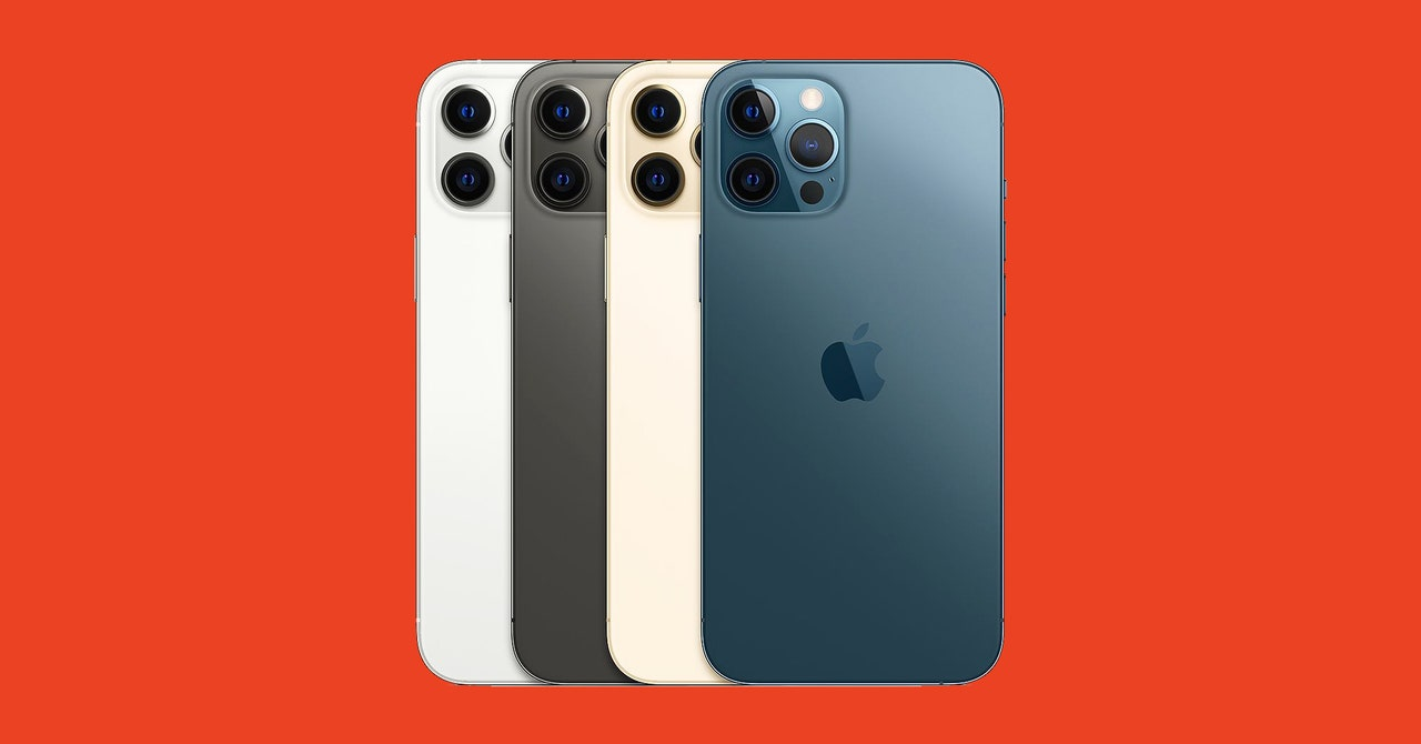 ابل ايفون 12 برو ماكس - Apple iPhone 12 Pro Max