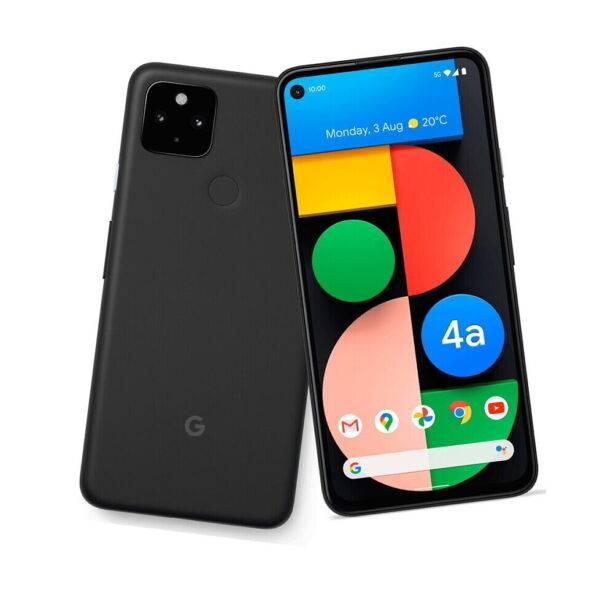 سعر و مواصفات Google Pixel 4A 5G و مميزات و عيوب جوجل بكسل 4 ايه 5 جي
