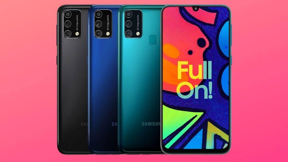 سامسونج جالاكسي اف 41 - Samsung Galaxy F41