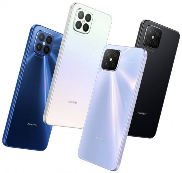 هواوى نوفا 8 اس اي - Huawei Nova 8 SE