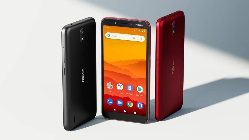 نوكيا سي 1 بلس - Nokia C1 Plus