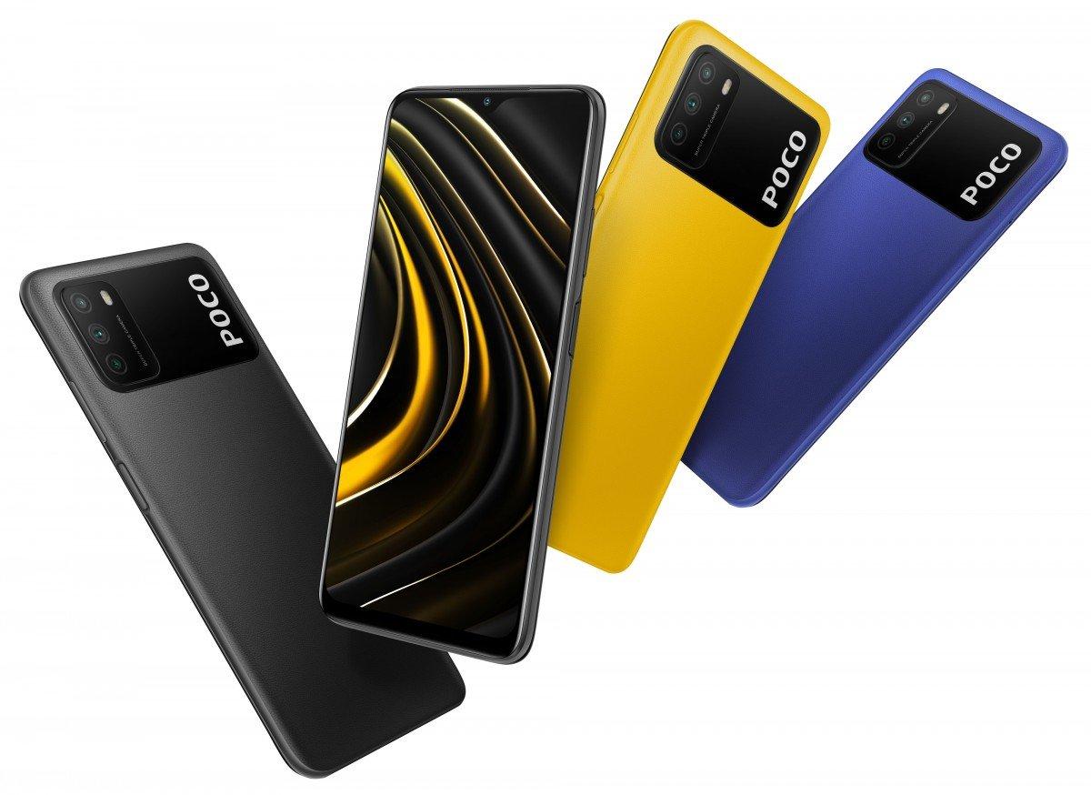 شاومي بوكو ام 3 - Xiaomi Poco M3