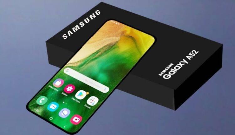 تسريبات مواصفات Samsung A52 نسخة الجيل الخامس 5G