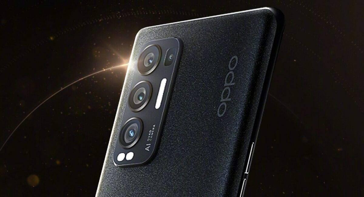كاميرات Oppo Reno 5 Pro Plus 5G الخلفية