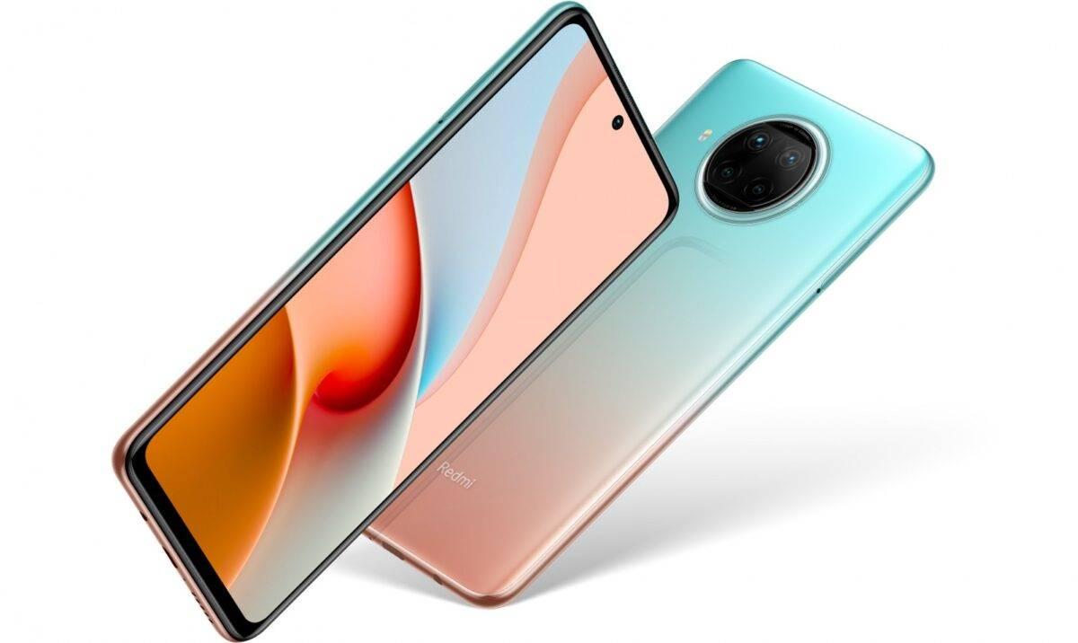 لون Xiaomi Mi 10i