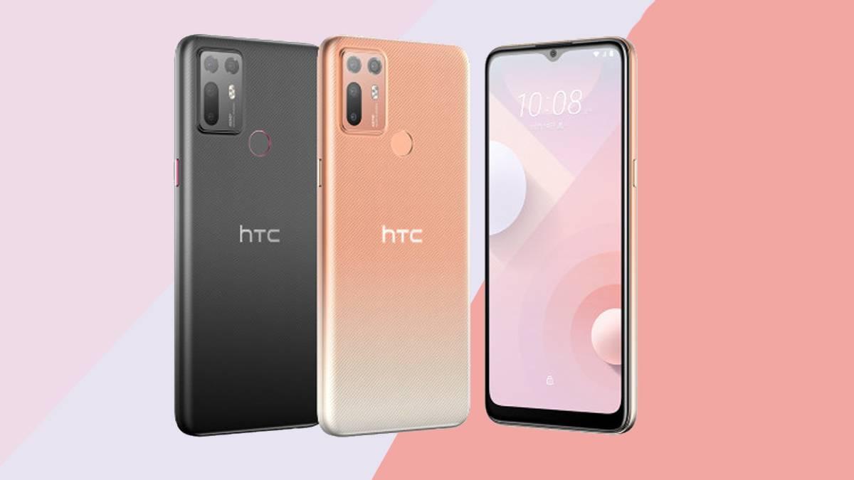 صورة مواصفات وسعر هاتف HTC Desire 20 plus صاحب البطارية الجبارة