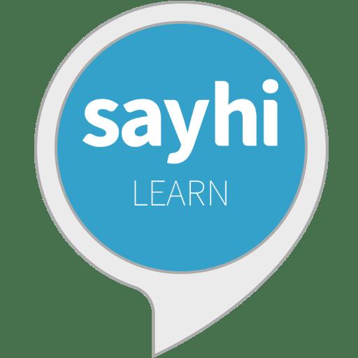 sayhi translate تطبيق الترجمة الصوتية الفورية