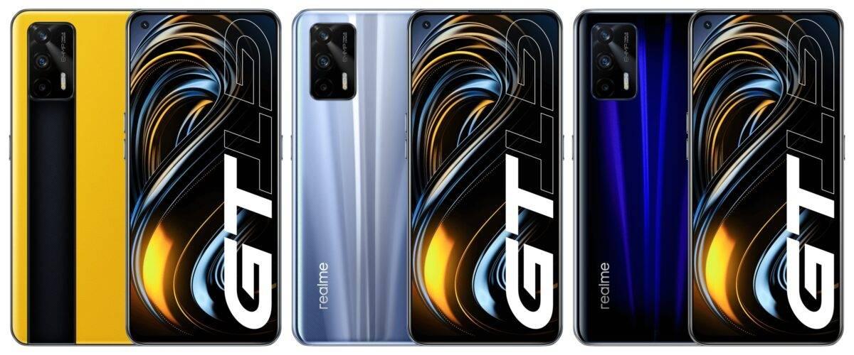 ريلمي جي تي 5 جي - Realme GT 5G