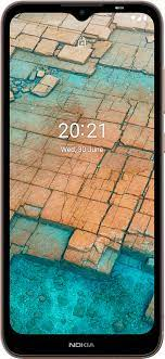Nokia C20 display design