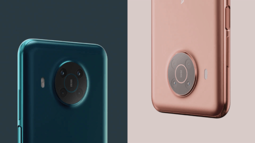 ألوان Nokia X20