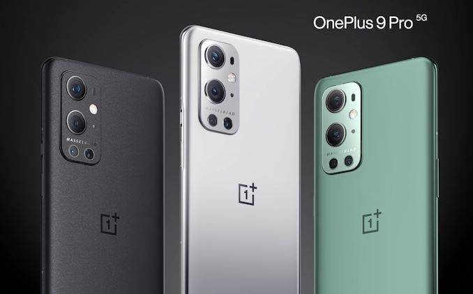 OnePlus 9 Pro colors