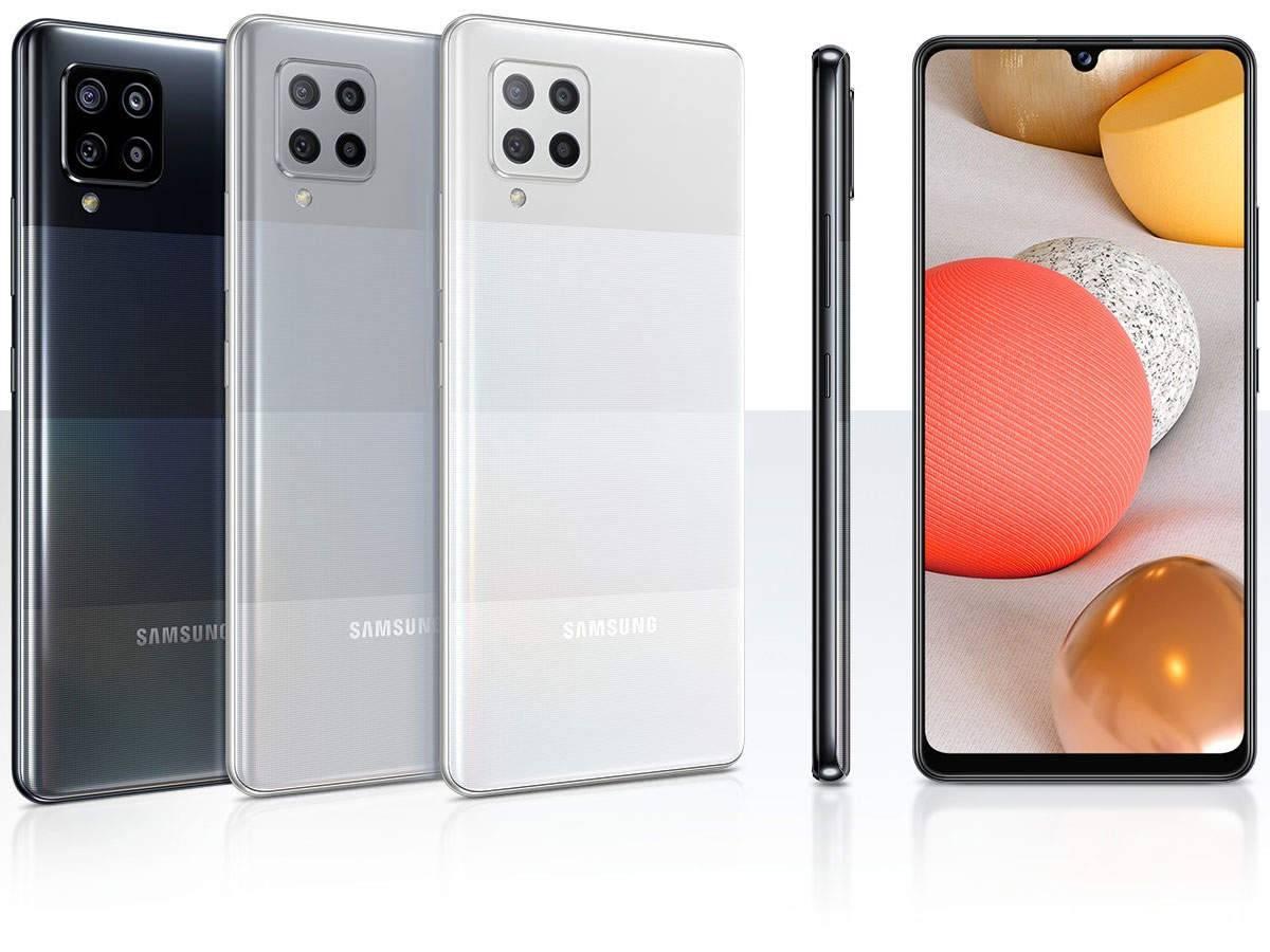 سامسونج ام 42 5 جي - Samsung M42 5G