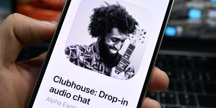 clubhouse تطبيق كلوب هاوس