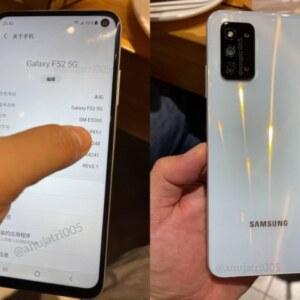 سعر ومواصفات هاتف Samsung Galaxy F52 5G مميزاته وعيوبه