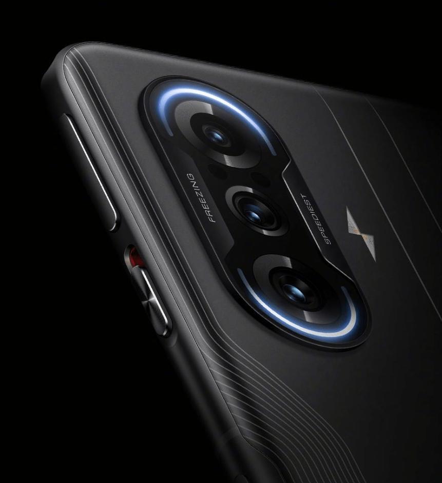 Xiaomi Redmi K40 Gaming Cameras