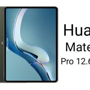 سعر و مواصفات تابلت Huawei MatePad Pro 12.6 2021 مميزاته وعيوبه