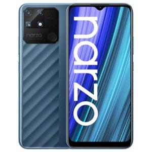 سعر و مواصفات هاتف Realme Narzo 50A وحش البطارية مميزاته وعيوبه