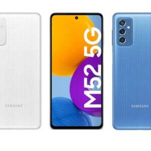 سعر ومواصفات هاتف Samsung Galaxy M52 5G مميزاته وعيوبه